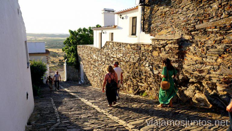 Calles de Monsaraz.