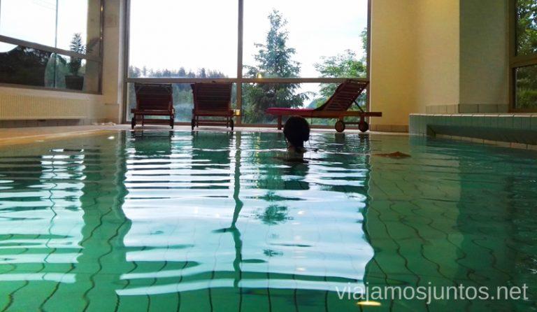 Spa del hotel Triglav Bled. Alojarse en el Hotel Triglav Bled Eslovenia #EsloveniaJuntos