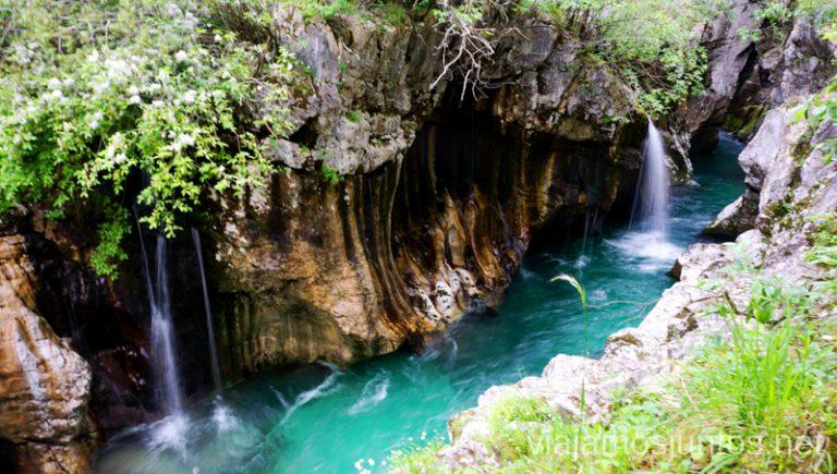 Parajes naturales que descubres viajando por Eslovenia. Guía para Viajar a Eslovenia Información práctica Eslovenia en Campervan #EsloveniaJuntos