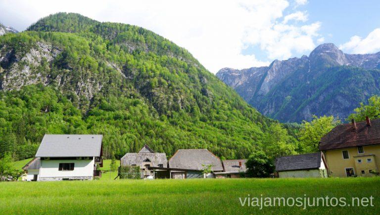 Verde Eslovenia. Guía para Viajar a Eslovenia Información práctica Eslovenia en Campervan #EsloveniaJuntos