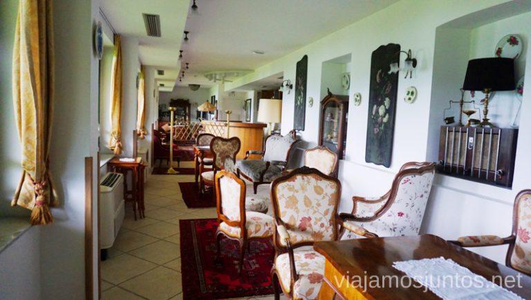 Club de Vino en el hotel Triglav Bled. Alojarse en el Hotel Triglav Bled Eslovenia #EsloveniaJuntos