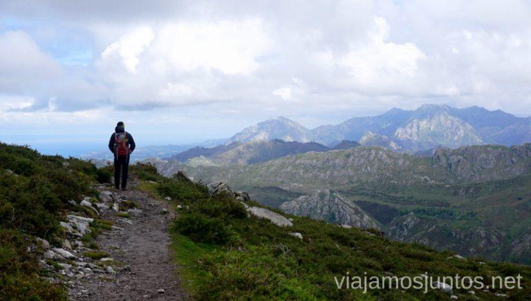 Ruta del Picu Pienzu. Qué ver en Ribadesella y alrededores