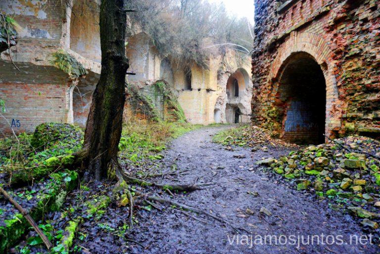 Lugares poco conocidos de Ucrania. Europa del Este Destinos de vacaciones