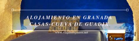 Alojamiento en Granada en verano. Guadix