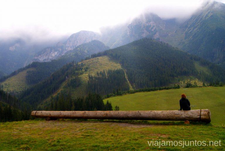 Naturaleza de Eslovaquia. Europa del Este Destinos de vacaciones