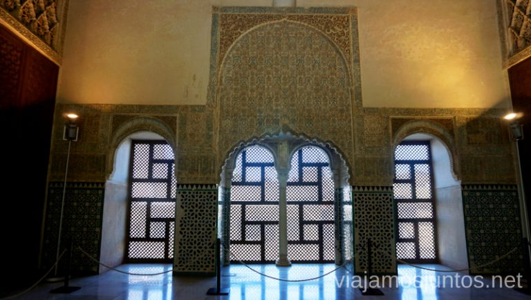Cuarto Real. Qué ver y hacer en Granada en verano Andalucía