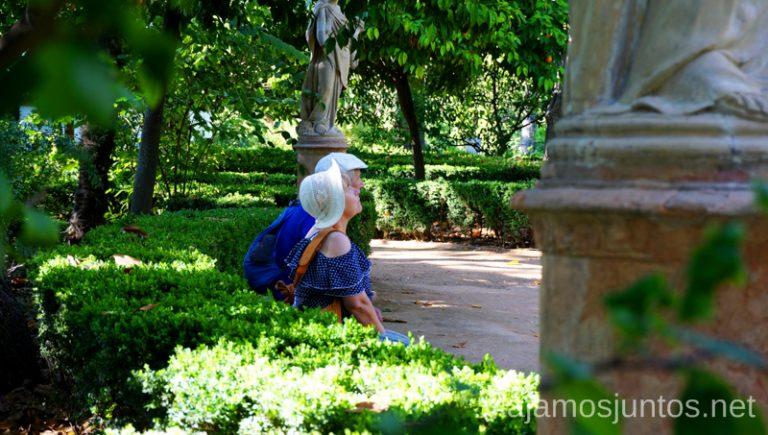 Parques y jardines - paradas obligadas si visitas Granada en verano. Qué ver y hacer en Granada en verano Andalucía
