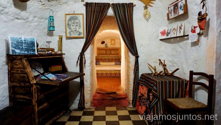 Casas-cueva de Granada. Qué ver y hacer en Granada en verano Andalucía