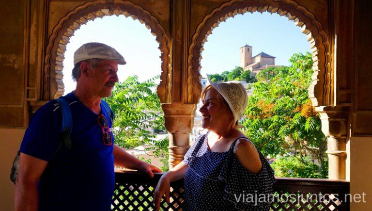 Palacio Dar Al-Horra. Qué ver y hacer en Granada en verano Andalucía