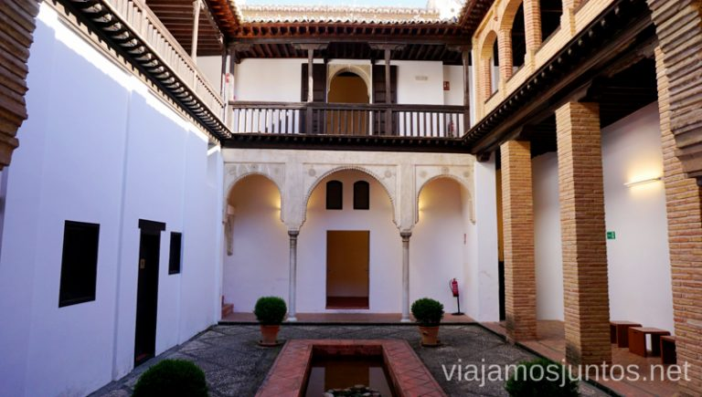 Casa de Zafra. Qué ver y hacer en Granada en verano Andalucía