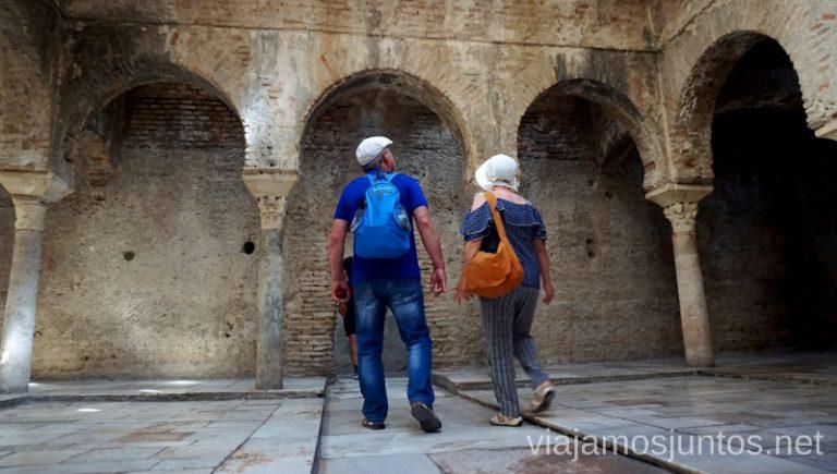 El Bañuelo. Qué ver y hacer en Granada en verano Andalucía