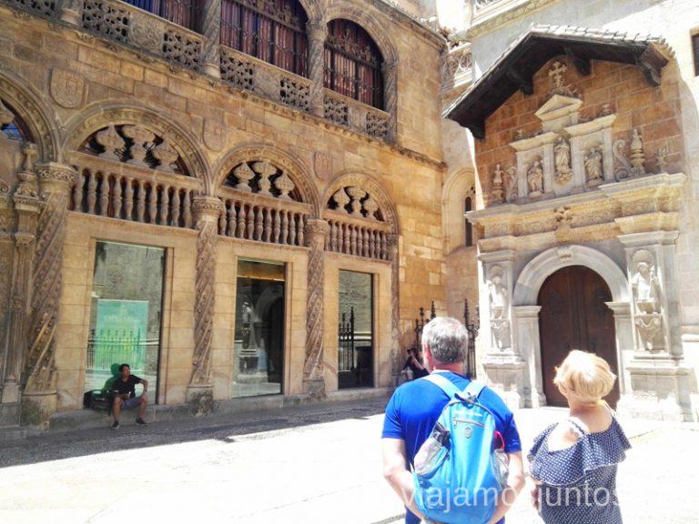 Capilla Real. Qué ver y hacer en Granada en verano Andalucía