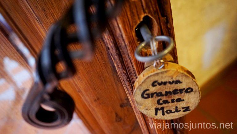 Bienvenidos a la cueva Maíz de casas-cueva La Tala. Qué ver y hacer en Granada en verano Andalucía