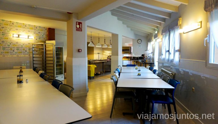Residencia universitaria Unamuno, León. Camino de Santiago entre León y Ponferrada