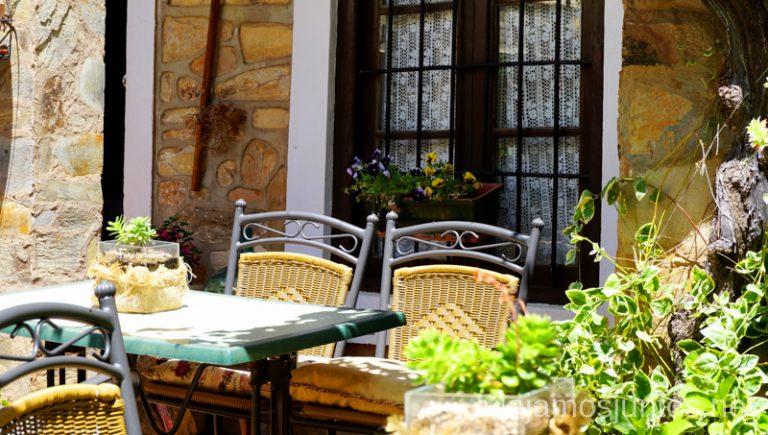 Restaurantes Casa Juan Andrés donde se come cocido maragato. Camino de Santiago entre León y Ponferrada