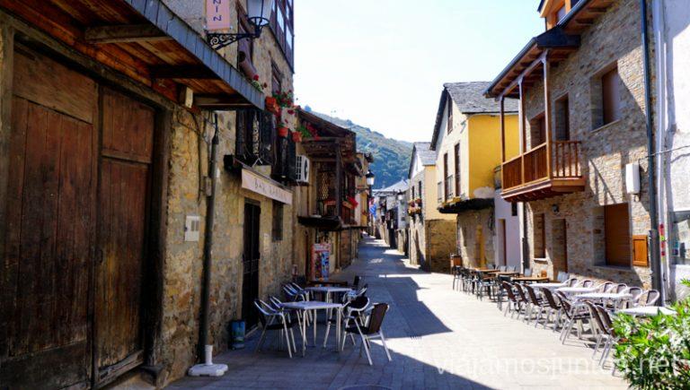 Molinaseca. Camino de Santiago entre León y Ponferrada