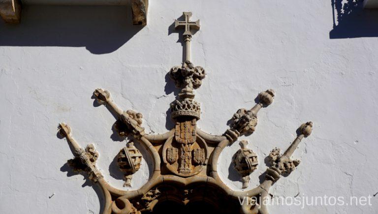 Ayuntamiento de Olivenza. Qué ver en Olivenza #Experiencias_Alqeuva Extremadura