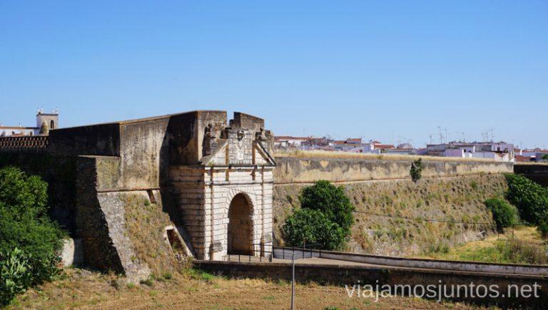 Murallas de Olivenza. Qué ver en Olivenza #Experiencias_Alqeuva Extremadura