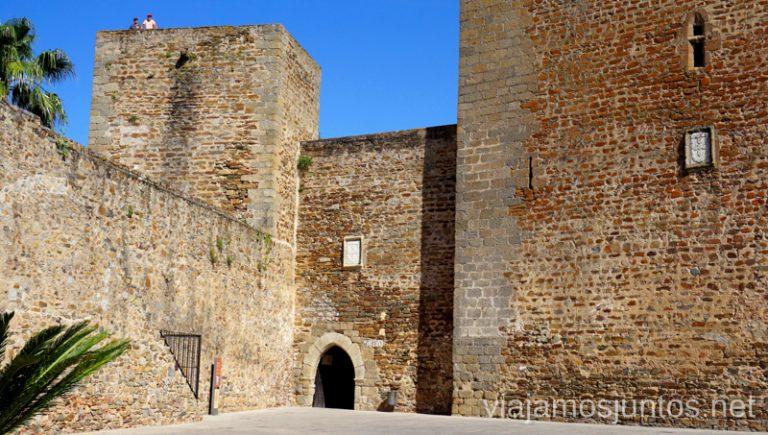 Castillo de Olivenza. Qué ver en Olivenza #Experiencias_Alqeuva Extremadura