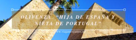 Olivenza. Embalse de Alqueva. Extremadura