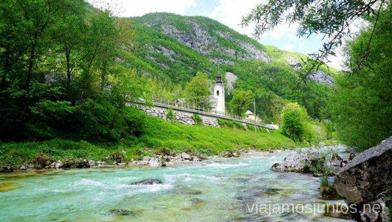 ¿Qué te parece hacer rafting en estas aguas? Qué ver y hacer en Valle de Soca Eslovenia #EsloveniaJuntos