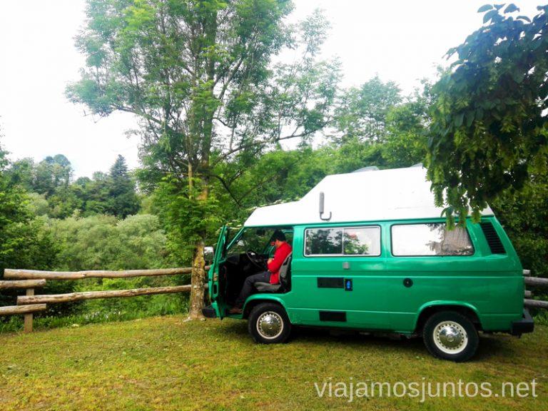 Camping Siber, Tolmin. Qué ver y hacer en Valle de Soca Eslovenia #EsloveniaJuntos