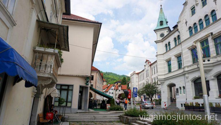 Qué ver y hacer en Idrija Eslovenia #EsloveniaJuntos