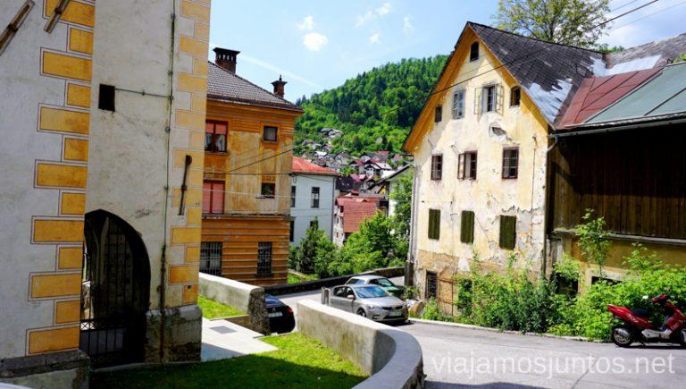 Callejeando Qué ver y hacer en Idrija Eslovenia #EsloveniaJuntos