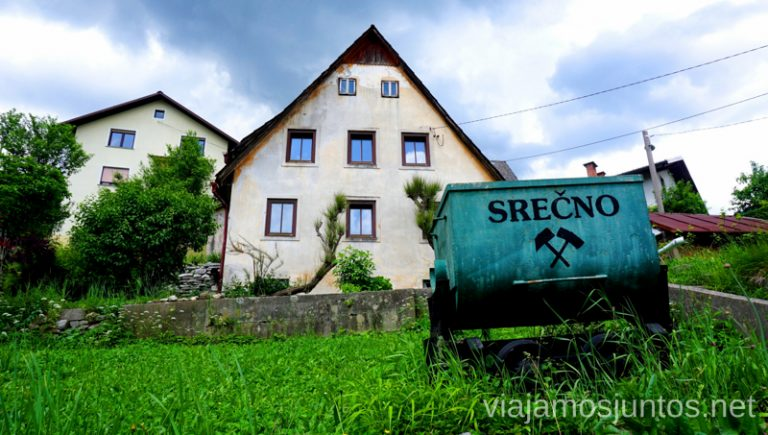 Casa del Minero. Qué ver y hacer en Idrija Eslovenia #EsloveniaJuntos