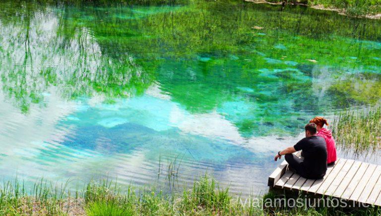 Sava Dolinka Qué ver en el Parque Nacional de Triglav. Eslovenia #EsloveniaJuntos