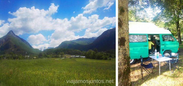 Camping Polovnik, cerca de Bovec. Qué ver y hacer en Valle de Soca Eslovenia #EsloveniaJuntos