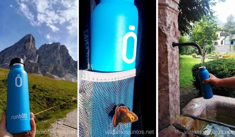 Agua potable por todos lados en el Norte de Italia. #ItaliaJuntos montanas mountains