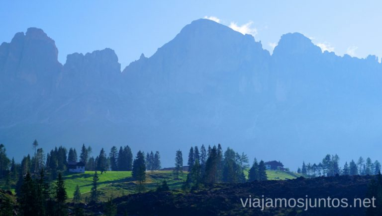 Vistas. Italia #ItaliaJuntos Los Dolomitas Italy montanas mountains