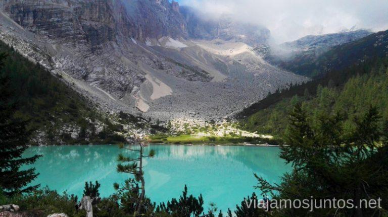 Lago Sorapis.