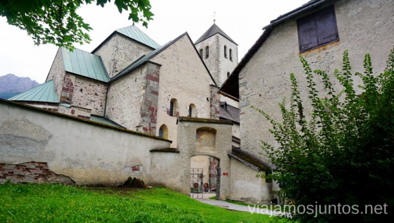 San Cándido - un descubrimiento inesperado en la ruta por los Dolomitas. #ItaliaJuntos Norte de Italia