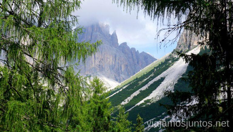 Senda de la Leyenda. Italia #ItaliaJuntos Los Dolomitas