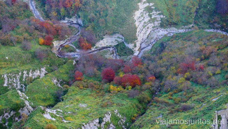 Monte Santiago, Castilla y León.