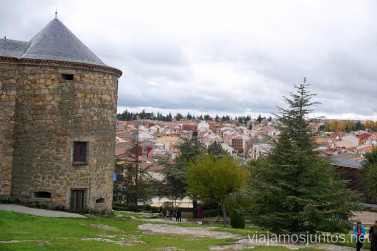 Palacio-Castillo de Magalia.