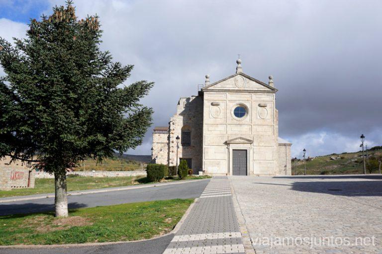 Convento de Santo Domingo y San Pablo, Las Navas del Marqués, Ávila.