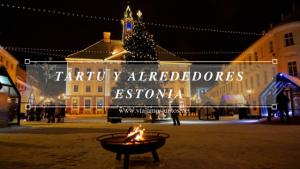 Qué ver en Tartu y alrededores