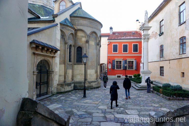 Barrio Armenio de Lviv. Qué ver en Leópolis, Ucrania