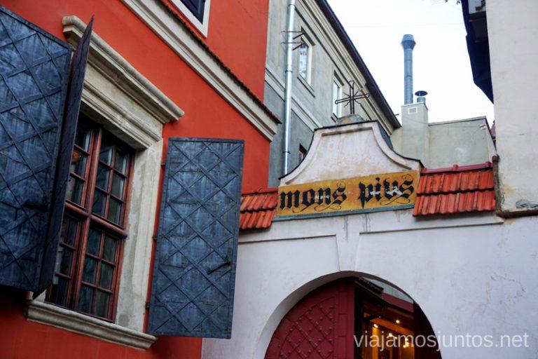Paseando por el barrio armenio de Leópolis. Qué ver en Lviv, Ucrania