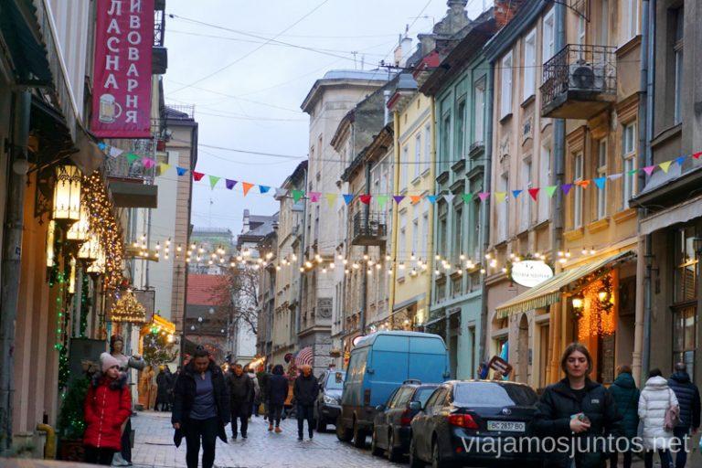 Qué ver en el barrio judio de Lviv, Ucrania
