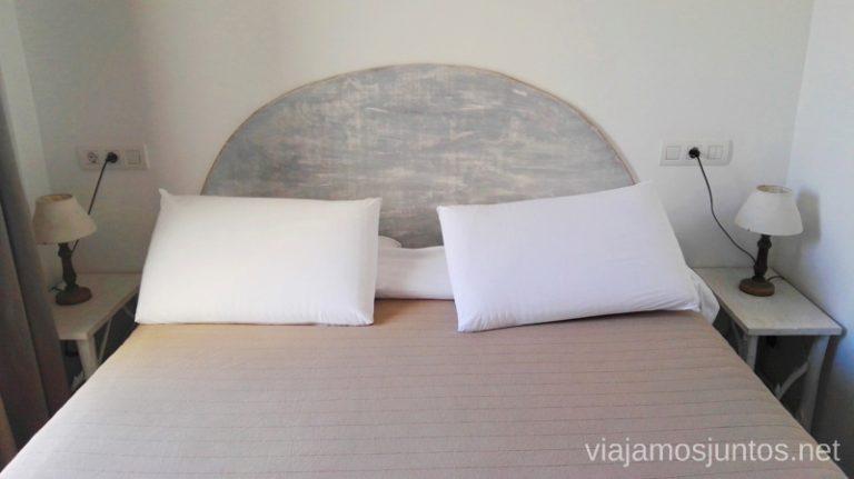 Hostal Bon Sol en San Ferran. Un fin de semana en las Islas Baleares