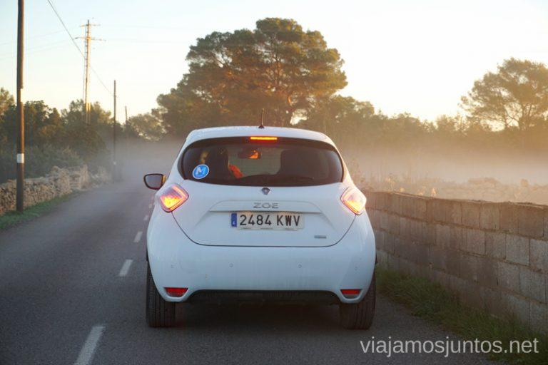 Nuestro coche eléctrico de Formotor. Un fin de semana en las Islas Baleares