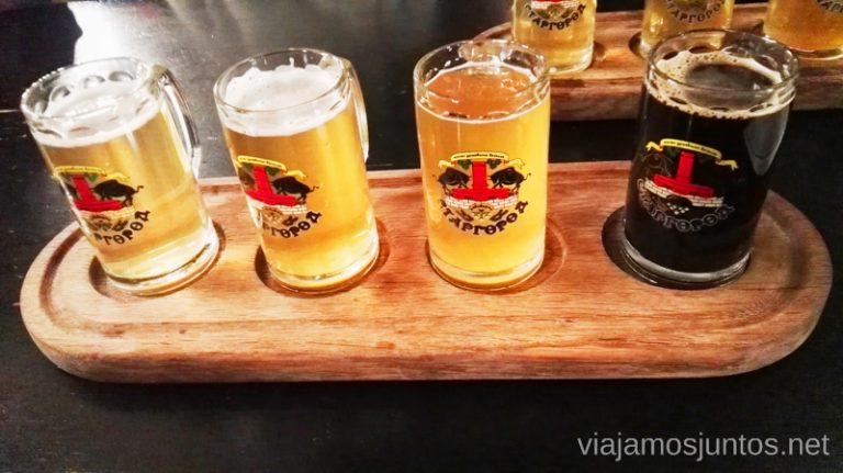 Cervezas de Ucrania. Qué comer en Ucrania. Recetas de platos tradicionales ucranianos.