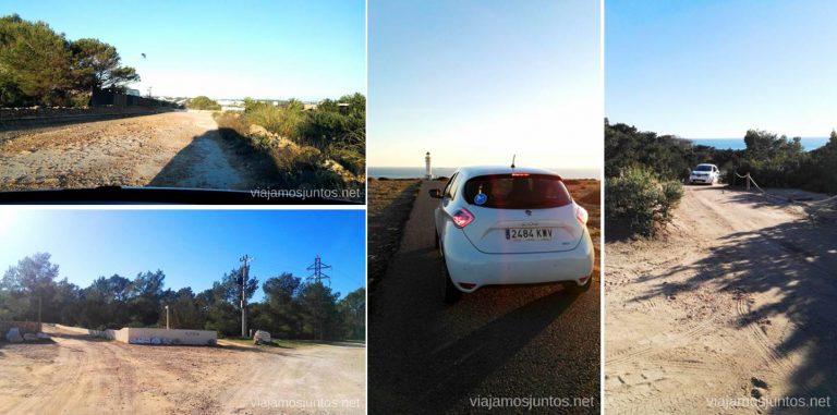 Carreteras de Formentera. Un fin de semana en las Islas Baleares