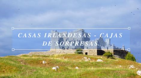 Cómo son las casas irlandesas.