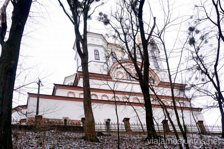 Catedral de Ostroh.