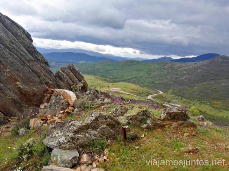 Vuelta a la Hiruela por el atajo. GR 303 - Gran ruta circular en la Sierra del Rincón, Sierra Norte de Madrid, Comunidad de Madrid